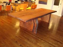 Redwood Slab Dining Table Similiar Redwood Slab Dining Table Keywords
