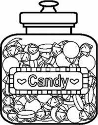 Small Picture Halloween Candy Coloring Pages Apigramcom