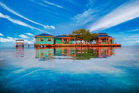 Island definition, a tract of land completely surrounded by water, and not large enough to be called a continent. Bird Island A Unique Private Island In Belize Islands For Rent In Stann Creek Dist Belize Belize