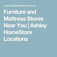 Best 25 Ashley home store locations ideas on Pinterest