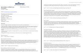 Audio Visual Tech Resume
