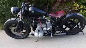 bmw r 80 r 100 custom bobber cafe racer flat betty umbau