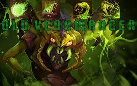 old venomancer dota 2 skins characters gamebanana