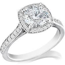 Diamonds Direct Designers Classique Engagement Ring Z1029cr7 4