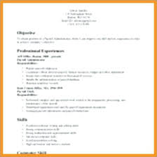 Wordpad Resume Template Impressive 48 Resume Template For Cv Wordpad Format Mysticskingdom