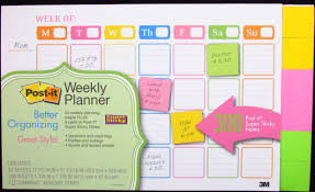 office planner. Office Planner Online. Post-it Weekly Online A