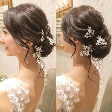 インスタで見つけた日本人花嫁の挙式ヘアカタログ Marryマリー