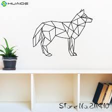 Lupo adesivi murali acquista a poco prezzo lupo adesivi murali
