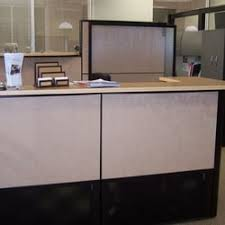 office design group. Photo Of Office Design Group - Irvine, CA, United States. Typical Reception Desk