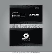 Double Sided Business Card Template Illustrator Best Of Cc Templates