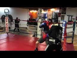 Hit Squad Boxing - YouTube