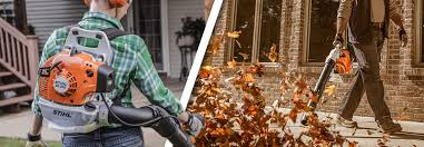 How To Choose The Perfect Leaf Blower For You Stihl Usa
