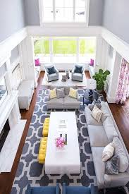 rearrange furniture ideas. Ideas To Rearrange Your Living Room Home Narrow Furniture Layout With High Ceiling Design .