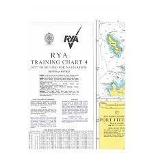 Rya Charts Charts Navigation Aids And Equipment Rya Shop
