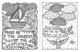 Quotes Coloring Pages Free Psubarstoolcom
