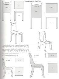 scale doll house furniture