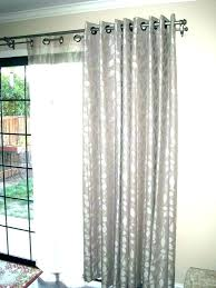 incredible patio doors with curtains inspiration picture collection ideas of sliding