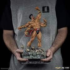 Iron Studios - Goro Statue - Mortal Kombat » Breitbeiner
