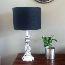 shabby chic table lamp shades design ideas