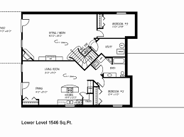 ranch house plans with finished basement elegant ranch style house plans with basement unique apartments ranch