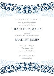 Blank Invitation Template Word April Onthemarch Co Templates For
