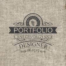 Cover Page For Portfolio Portfolio Cover Page On Behance