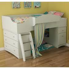 kids low loft bed. Plain Loft Master Bunk Bed With White Stair Designer Inside Kids Low Loft