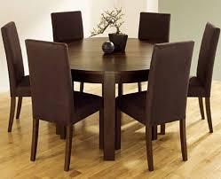 Painted Round Kitchen Table Furniture Minimalist Kitchen Table Dinette Sets Modern White