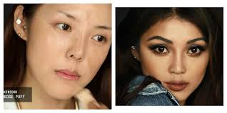 before asian after kylie jenner transformation make up with sub