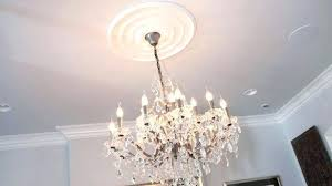 ceiling medallion ideas gorgeous ceiling medallions for chandeliers chandelier what size medallion with ceiling fan medallion