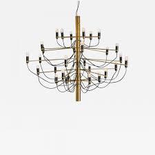 listings furniture lighting chandeliers and pendants gino sarfatti