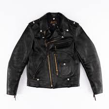 Buco J-24 Horsehide Leather Jacket