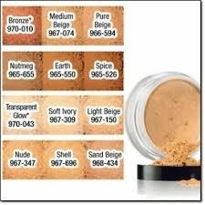 Avon Smooth Minerals Foundation Powder Makeup Choose Color
