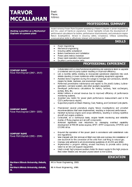 Mechanical Engineer Resume Samples And Writing Guide Resumeyard