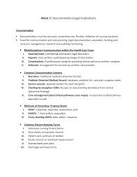 7 Documentation Legal Implications Nsg2113c Studocu