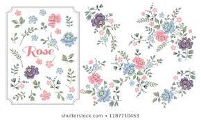 Flower Design Sketch Gallerys Portfolio On Shutterstock