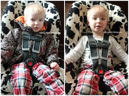 car seat safety and winter jackets