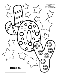 Shine Daily Free Coloring Page Joy 951 Shine Fm
