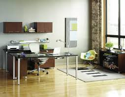 stylish home office. Simple And Stylish Home Office Design