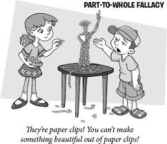 best logical fallacies images ap english fallacy of composition