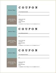 Microsoft Word Coupon Template Best Printable Coupon Template 48 Word Exclusive Free Love Microsoft