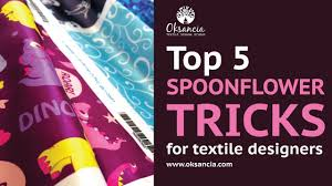 Top Textile Designers Top 5 Spoonflower Tricks For Textile Designers 2018 How To Order Fabric Proofs Much Cheaper