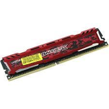 <b>Модуль памяти</b> Crucial <b>Ballistix Sport</b> DDR4 DIMM 4 Гб PC4-19200 ...