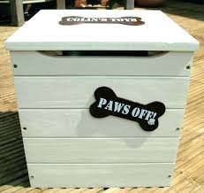 dog toy storage containers modern toy chest wooden dog toy chest storage box toys for glittering