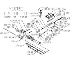 Official lathe parts diagram lathe diagram