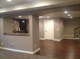 This is a nice basement color! Possible bedroom color Finished basement  Sherwin Williams Mega Griege