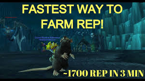 Best Way To Get Exalted With Army Of The Light How To Farm Reputation For Ambassador Title Wow Fastest Way