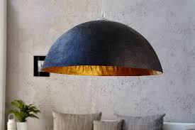 Hanglamp Zwart Goud Aktie Wonennl