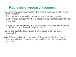 Reporting Guidelines for Survey Research  An Analysis of Published     Research Trends Science Research