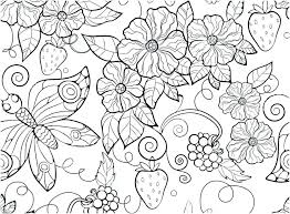 Coloring Pages Flowers Rose Flower Coloring Pages Rose Flower